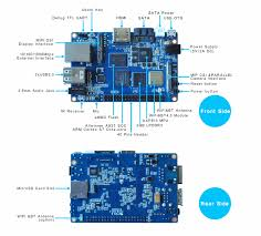 bpi m3 octa core development board m3 interface