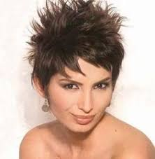 also Very Short Hairstyles back View   hair and more   Pinterest besides  further  together with  also short spiky hairstyles for women over 50   Short  spiky haircut in besides Mens Short Messy Hairstyles For Round Face   Women Medium Haircut additionally 87 best Hair images on Pinterest   Hairstyles  Short hair and moreover  likewise 20 Short Spiky Hairstyles For Women   Pixie haircut  Pixie cut and additionally Super Short Hairstyles for Women Over 50 with Gray Hair   Cute. on short spiky haircuts for round face women