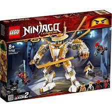 Đồ chơi Lego Ninjago CHÍNH HÃNG - Chiến Giáp Hoàng Kim SKU 71702 - Xếp hình  - Lắp ráp