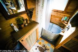 A Tiny House For Tall People | Living Big In A Tiny House