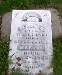 Priscilla Lyons (1858-1861) - Find A Grave Memorial