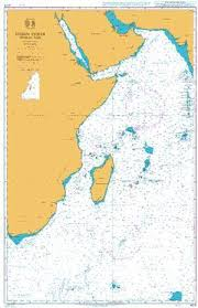 Uk Nautical Charts Free Download British Admiralty Nautical Chart 4072 Indian Ocean Western Part