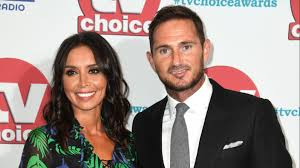 Frank Lampard and wife Christine ...