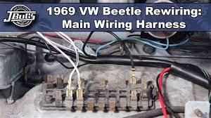 69 vw turn signal wiring diagram 1969 Vw Bug Wiring Diagram 1969 VW Type 2 Wiring