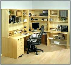 office desks corner. Home Office Corner Desk Furniture Desks L
