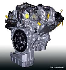 Jeep Grand Cherokee WK2 - 2011 Grand Cherokee engines
