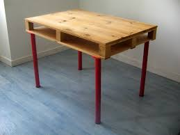 pallet desk pallet desk ikea hackers ikea hackers