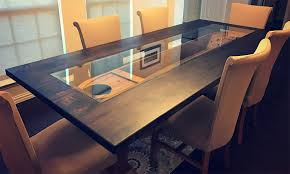 awesome custom wood dining tables new 20 fresh butcher block table ideas for custom wood dining tables