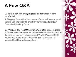 Scentsy Shipping Chart Introducing Grace Adele What Is Grace Adele Grace Adele