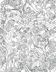 Coloring Pages Music Music Coloring Page Music Coloring Pages Note