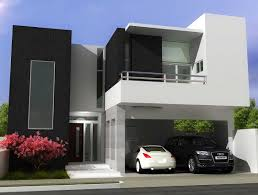 Minecraft Modern House Plans Home Design Plan Contemporary Amazing Designs  With Black And White Theme Colors Simple