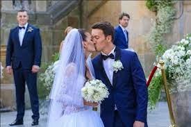 marriage: Wedding fever grips tennis