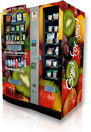 Vending Machine Products List Cool What Products To Stock In A Healthy Vending Machine