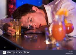 Bar Young Alamy Drunk Passed Man 20134222 Photo Out - Stock In