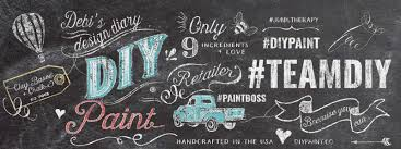 artzy junkin is the only retailer in alaska for debi s design diary chalk clay diy paint