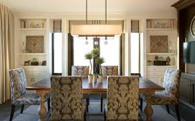 Kitchen And Dining Room Hamptons Inspired Luxury Dining Room 2 Before And After