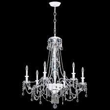 ralph lauren daniela wide chandelier in crystal 3d model max obj mtl fbx 1
