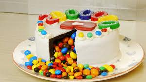 Egg Surprise Cake Design Chocolate Birthday Cake Surprise Food Hack