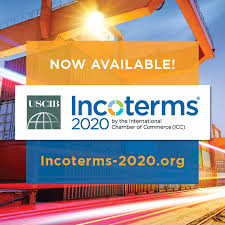 Incoterms Wall Chart International Business Bookstore For Incoterms 2020