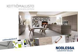 Noblessa Keittiömallisto 2016 By Sete Oy Issuu