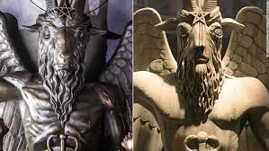 <b>Satanists</b> settle lawsuit with Netflix over <b>goat</b>-headed statue in ...