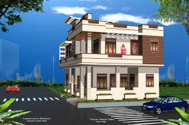 Home Outside Design India Exterior Home Design Photos India Thraam House Plans 88696