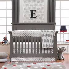 Elephant Crib Bedding from Buy Buy Baby
