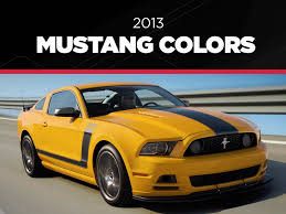 2005 Mustang Color Chart 2013 Mustang Colors Color Codes Photos Lmr Com