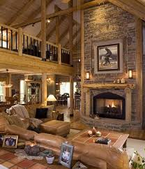 log home interior decorating ideas best 20 log cabin interiors