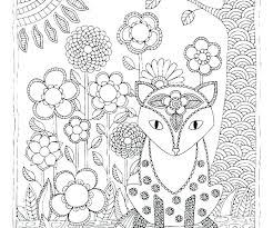 Animals Coloring Pages Printable Cute Animal Colouring Pages Print