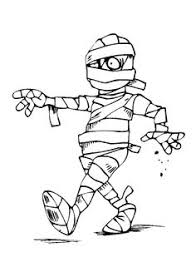 Small Picture Trash Pack Skummy Mummy Coloring Page Free Printable Coloring