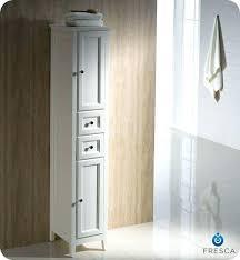 Tall Bathroom Storage Cabinets Tall Bathroom Floor Cabinet Bathroom