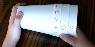 Word Photo Maker Build Phonics Skills With Word Maker Cups