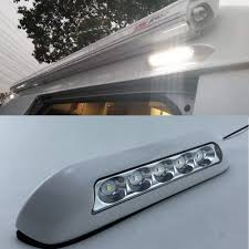 Camper Lights Us 35 99 10 Off 12v Rv Awning Annex Lights Led Wall Light Bar Porch Exterior Strip Lamp Van Camper Trailer Atv Off Road Motor Home Caravan Boat In