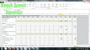 Budget Excel Sheet Template Retirement Spreadsheet Template