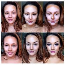 contouring and highlighting step by step find the best contouring s on contouring101