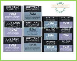 Guy Tang Color Chart 93 Kenra Swatch Book Ihairstyleswm Com