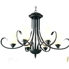 chandeliers wrought iron candle chandelier cast chandeliers modern 6 light black bulb base antique candlestick