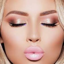 soft rose gold makeup look rose gold makeup tutorial perfect for any season
