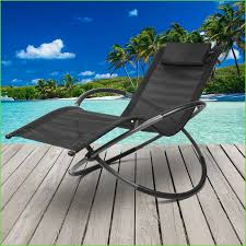 caravan canopy zero gravity lounge chair best of zero gravity steel pvc fabric sun lounger black 3f7