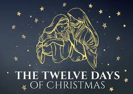 Image result for Liturgical 12 days of christmas