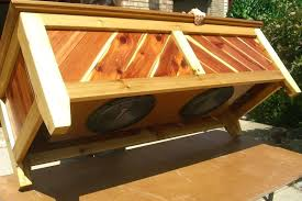 outdoor patio speakers cedar bench bluetooth waterproof choose