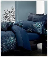 dark blue duvet cover sweetgalas