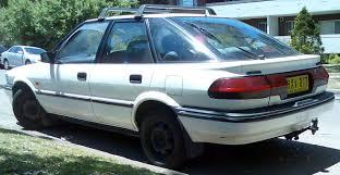 File:1991-1992 Toyota Corolla (AE94) CSi Seca liftback (2008-11-13 ...