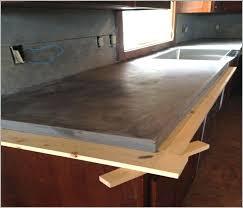 diy concrete countertops concrete counters poured over laminate average cost diy concrete countertops