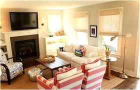 Living Room Furniture Arrangement With Tv Interior Living Room Arrangement Ideas With Fireplace And Tv