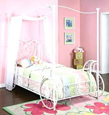 Canopy Girl Beds Bed Little Crown Wall Molding Video Diy Princess ...