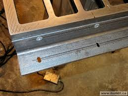 how to rebuild a table saw fence system