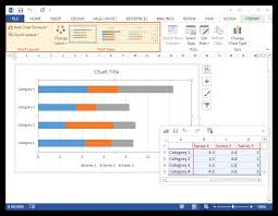 Word Project How To Make A Gantt Chart In Word Free Template