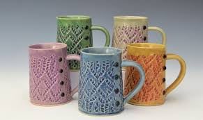 knitters appreciate handmade gifts even if you didn t make them yourself look to handcrafted yarn bowls and even mugs after all everyone knows that